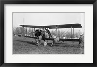Allied Aircraft Before Flight Framed Print