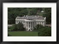 Framed White House Washington, D.C. USA