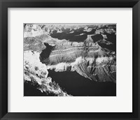 Framed Grand Canyon National Park - Arizona, 1933