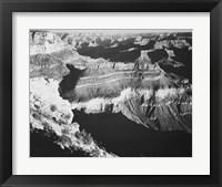 Framed Grand Canyon National Park - Arizona, 1933