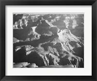 Framed Grand Canyon National Park - Arizona, 1933 - photograph