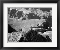 Framed Grand Canyon National Park from Yava Point