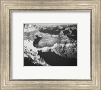 Framed Grand Canyon National Park Arizona, 1933