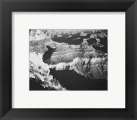 Framed Grand Canyon National Park Arizona, 1933
