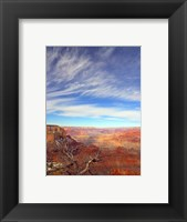 Framed Grand Canyon Arizona