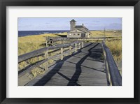Framed Cape Cod National Seashore Massachusetts USA