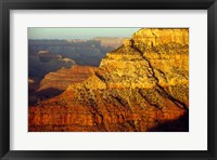 Grand Canyon National Park, Arizona (close-up) Framed Print