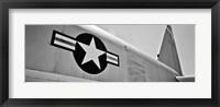Framed WWII B-52 Bomber