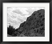 Framed Garden of the Gods (Eldorado, NM)