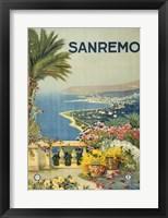 Framed Sanremo