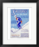 Framed Skiing in the East The best trails and how to get there