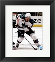 Framed Logan Couture 2010-11 Action
