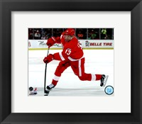 Framed Pavel Datsyuk 2011-12 Action