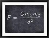 Framed Gravity