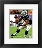 Framed Miles Austin 2011 Action