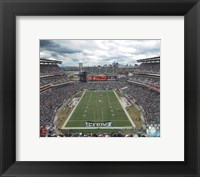 Framed Lincoln Financial Field 2011