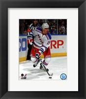 Framed Brandon Dubinsky 2011-12 Action