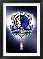 Framed Mavericks - Logo 11