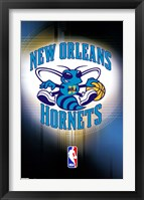 Framed Hornets - Logo 11