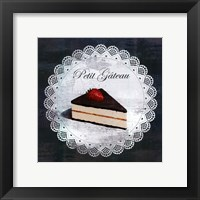Framed Petit Gateau - Mini