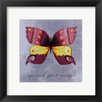 Framed Spread your wings -mini