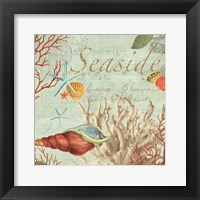 Framed Seaside