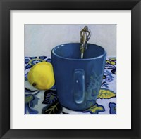 Framed Lemon Cup - mini