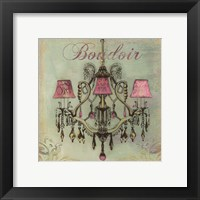 Boudoir - mini Framed Print