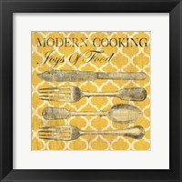 Framed Modern Cooking