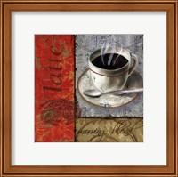 Framed Morning Blend - mini