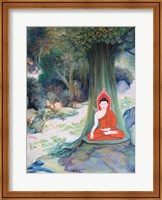 Framed Paintings of Life of Gautama Buddha