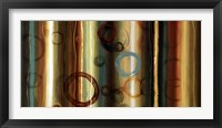 Framed Ombre Circles