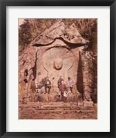 Framed Buddha, Hakone