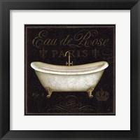 Framed Bain de Luxe II