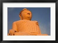 Framed Big Buddha of Phuket Statue