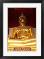 Framed Statue of Buddha, Ayutthaya, Thailand