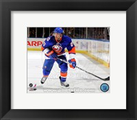 Framed Matt Moulson 2011-12 Action
