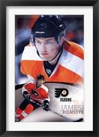 Framed Flyers® - J Van Riemsdyk 11