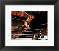 Framed Randy Orton 2011 Action