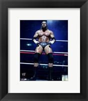 Framed Triple H 2011 Action