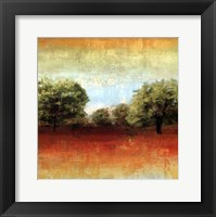 All Aglow II - mini Framed Print