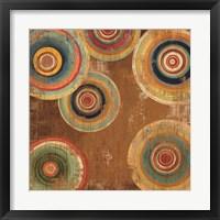 Living Colours II Framed Print