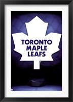 Framed Maple Leafs® - Logo 09