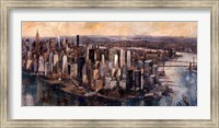 Framed South Manhattan
