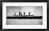 Framed Titanic - In action