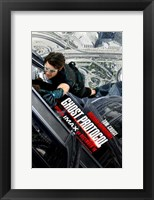 Framed Mission: Impossible - Ghost Protocol Movie