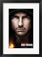 Framed Mission: Impossible - Ghost Protocol Tom Cruise
