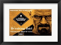 Framed Breaking Bad - horizontal