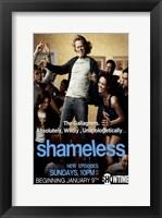 Framed Shameless