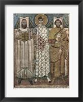 Framed Master of Demetrius Church